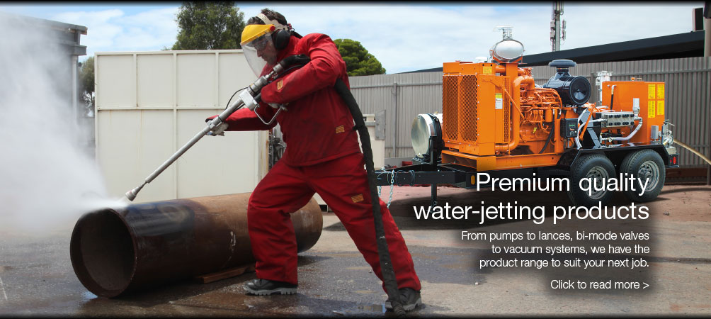 Premium Quality Water-Jetting Products